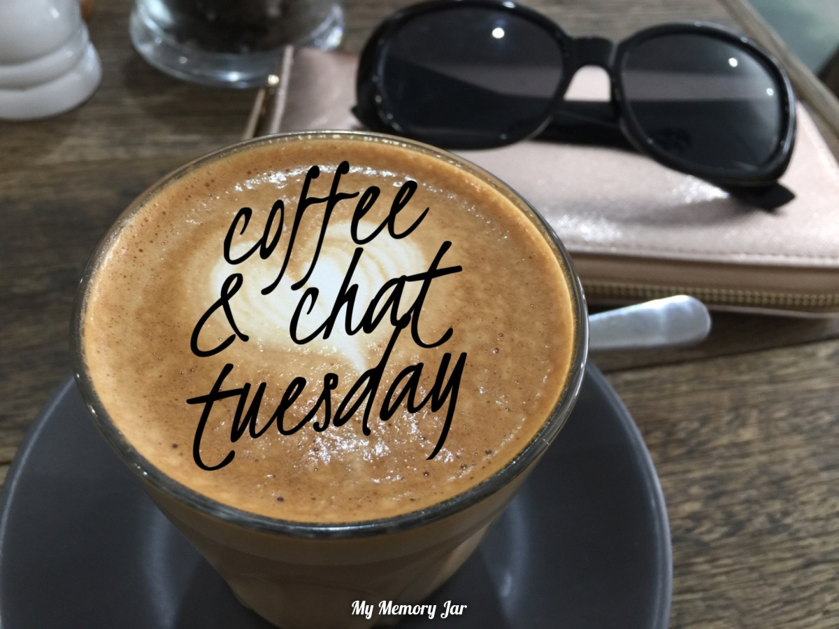 Coffee & Chat Tuesday