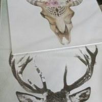 Decorating: Hustle Living Prints